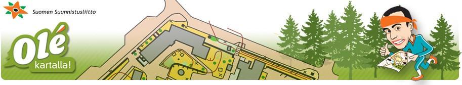 Kartan Mittakaava Koulusuunnistus